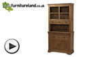 Watch French Farmhouse Solid Oak Dresser video